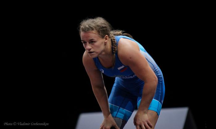 Новгородка Надежда Соколова — победительница международного турнира по спортивной борьбе