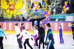 Российский фигурист Александр Смирнов провел мастер-класс для новгородских спортсменов