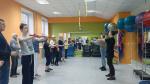 Занятия по адаптивной физической культуре  для юных новгородцев станут доступнее