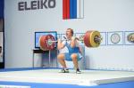 Пьедестал почета: тяжелая атлетика