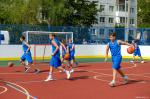 В Валдае открыли спортивную площадку